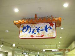 '11年初国内旅行 暖かな沖縄-①セントレア空港~那覇~オクマ  1月  2011年
