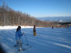 家族で「手ぶらでスキー」inあだたら高原スキー場【1日目】