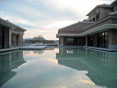 真冬のリゾバ★IN沖縄 琉球の大人リゾート 喜瀬別邸