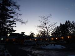 愛犬と過ごす冬の軽井沢inプリンスホテル Vol1(1日目) コテージでまったりと中華料理♪