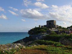 2010.12 カリブ海のリゾート カンクン旅行④~トゥルム遺跡~