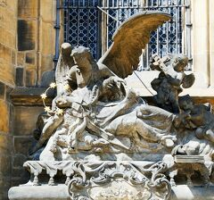 Czech プラハの休日④ ウォーキングツアー プラハ城