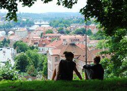 Czech プラハの休日③ ウォーキングツアー 王様の夏の離宮