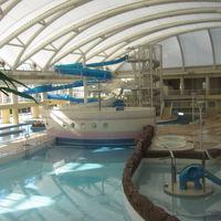 2011年 初泳ぎは幸田のプール