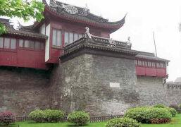 上海鎮の城壁の中・2007年