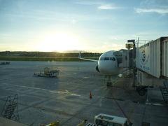 ~Spiritual Island~ミクロネシア.チューク諸島.ジープ島の旅(グアム国際空港編)