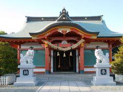 神戸神社参拝