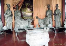 三国志の涪城の会・蒋琬墓