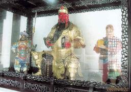 三国志の上海欽賜仰殿道観