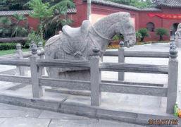 三国志の洛陽白馬寺