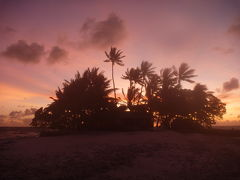 ~Spiritual Island~ミクロネシア.チューク諸島.ジープ島の旅、初日の出!(4日目前編)