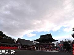 2011 初冬の津島神社