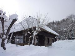 秘境の雪景色 湯西川温泉 Vol6(第2日目 午前) かまくら祭りと伝説の平家落人の里