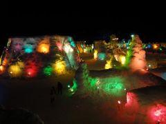 2011年冬 今年も行っちゃいました北海道スキー三昧の旅① 支笏湖編