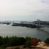 晴れの国、岡山(10) 鷲羽山より瀬戸大橋を望む ~2010年9月~