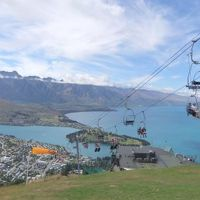 ■05:NZ レンタカー自由旅行:1月21日 クイーンズタウン→TeAnau