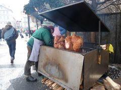 小走り =3 クリスマスマーケット巡り プラハ(6)旧市街♪
