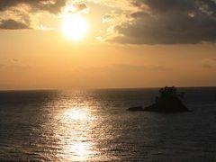 2011.01 夕日の名所篠島をゆっくり歩いて1周