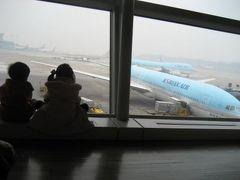 極寒韓国旅行