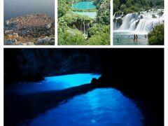 楽しんだぜ!! 2010 クロアチア新婚旅行『夏のクロアチア イストラ半島、アドリア海の島、世界遺産、ダルマチア地方☆』ダイジェストで♪