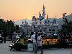 *:・'゚☆。.:*:・'゚男一人で香港ディズニーランド「ミッキー」に会いに*:・'゚☆。.:*:・'゚