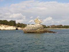 冬の南東北を訪ねて:①塩釜~松島