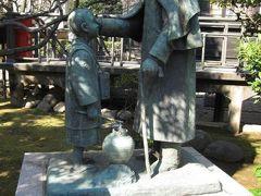 乃木坂散策☆乃木希典と雷電為右衛門を訪ねて☆2011/02/16