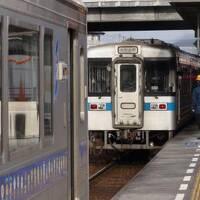 ぐるり四国ローカル線の旅4(徳島線、土佐くろしお鉄道ごめん・なはり線)