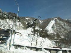 冬の奥飛騨路