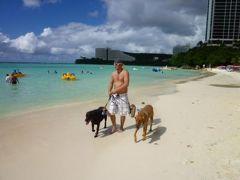 グアム ハッピーバレンタイン!Vol11(第4日目:午後) 休日のタモンビーチで優雅に過ごす♪