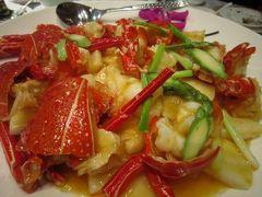 香港3★仕事の後の楽しみは、食事と夜散歩