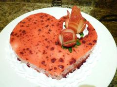 グアム ハッピーバレンタイン!Vol15(第5日目:夜) アウトリガーのパームカフェでハッピーバレンタインディナーブッフェ♪