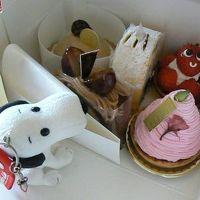 横浜スイーツ《ケーキハウスエリオット》