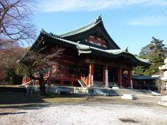 群馬県太田市の大光院(呑竜様)と金山城跡