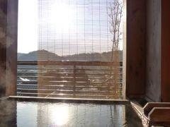 春一番!河津桜と優雅な伊東温泉の宿泊とグルメ Vol6(第2日目:午前) 伊東温泉「淘心庵 米屋」の個室で頂く朝食と朝風呂♪