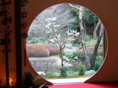 【初春の北鎌倉めぐり】② うさぎも月を愛でる明月院 円覚寺 そして鎌倉芸術館