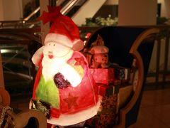 2010年のクリスマスイブは神戸ベイシェラトンのエグゼクティブフロアでまったりなのです