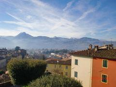 イタリアのもっとも美しい村  ~ トスカーナの Barga を訪ねて