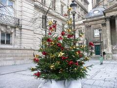 年末年始のフランス #4 - パリ、マレ地区~サントノーレ通り散策