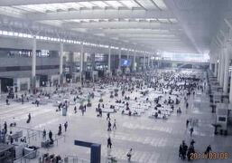 上海虹橋総合交通ターミナル・空港・高速鉄道・地下鉄・バス