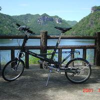 鳳来→浜松 自転車でGO!!