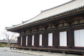 05.  京都の寺巡りは三十三間堂へ…って、ここで時間切れかぁ