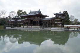 07.  十円玉を観に… 宇治の平等院鳳凰堂です