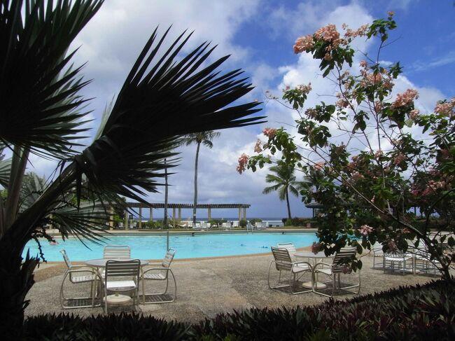 【お出掛け、お出掛け】ここでもやっぱり海水浴。revenge、Guam!!⑥ 帰国編