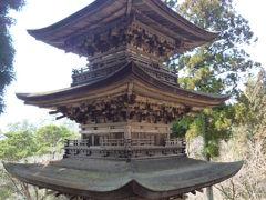 春の別所温泉 ぶらり♪ Vol1(第1日目午前) 信州の鎌倉めぐり♪ 国宝の大法寺!