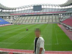 たまには「ベタ」な観光地めぐり0508 「カシマサッカースタジアム&真壁」  ~茨城~