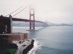 世界一美しい橋 ゴールデンゲートブリッジ~サンフランシスコ観光~