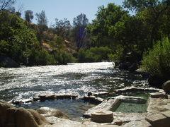 カリフォルニア周遊14日間 18(11~12日目 秘境 Remington Hot Springs)