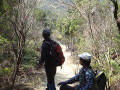 同級生・珍たら山登り いざ右田ヶ岳頂上へ