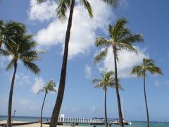 卒業旅行はハワイにしました①